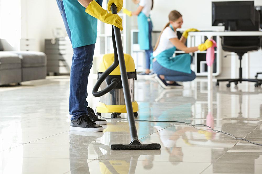 Limpeza Pos Obra de pavimentos